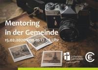 """Workshop """"Mentoring in der Gemeinde"""""""
